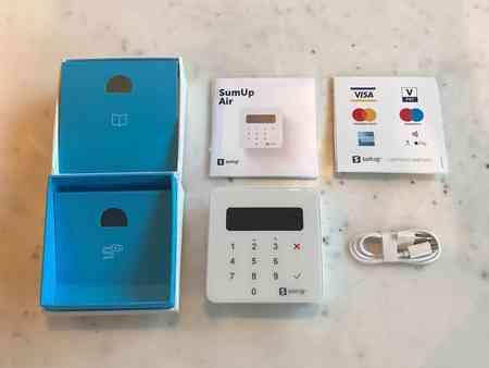 Sumup Air smartphone compatibili