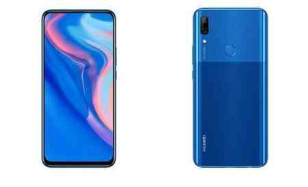 Manuale Huawei P Smart Z 2019