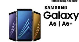 Manuale uso Galaxy A6+ Samsung