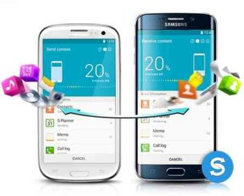 Manuale uso Smart Switch Samsung