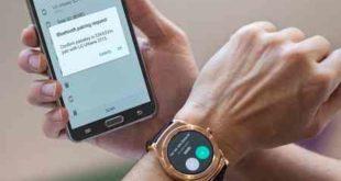 collegare SmartWatch allo Smartphone