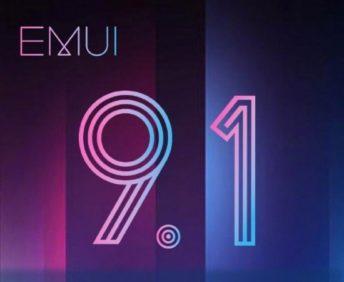 EMUI 9.1 Honor