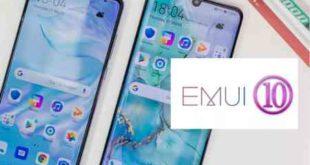 EMUI 10 Huawei P30 Pro