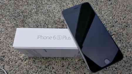 Manuale iPhone 6 Plus