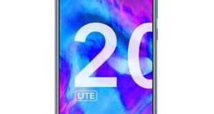 Manuale Honor 20 Lite
