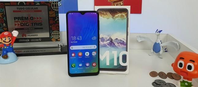 Manuale Samsung Galaxy M10s Guida uso smartphone