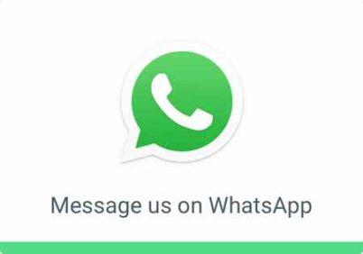 whatsapp non funziona
