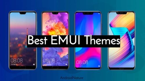 Huawei Themes Store
