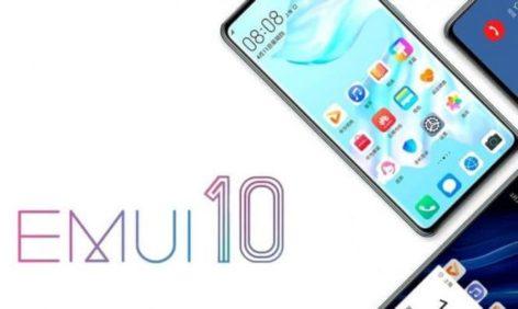 Emui 10 Huawei