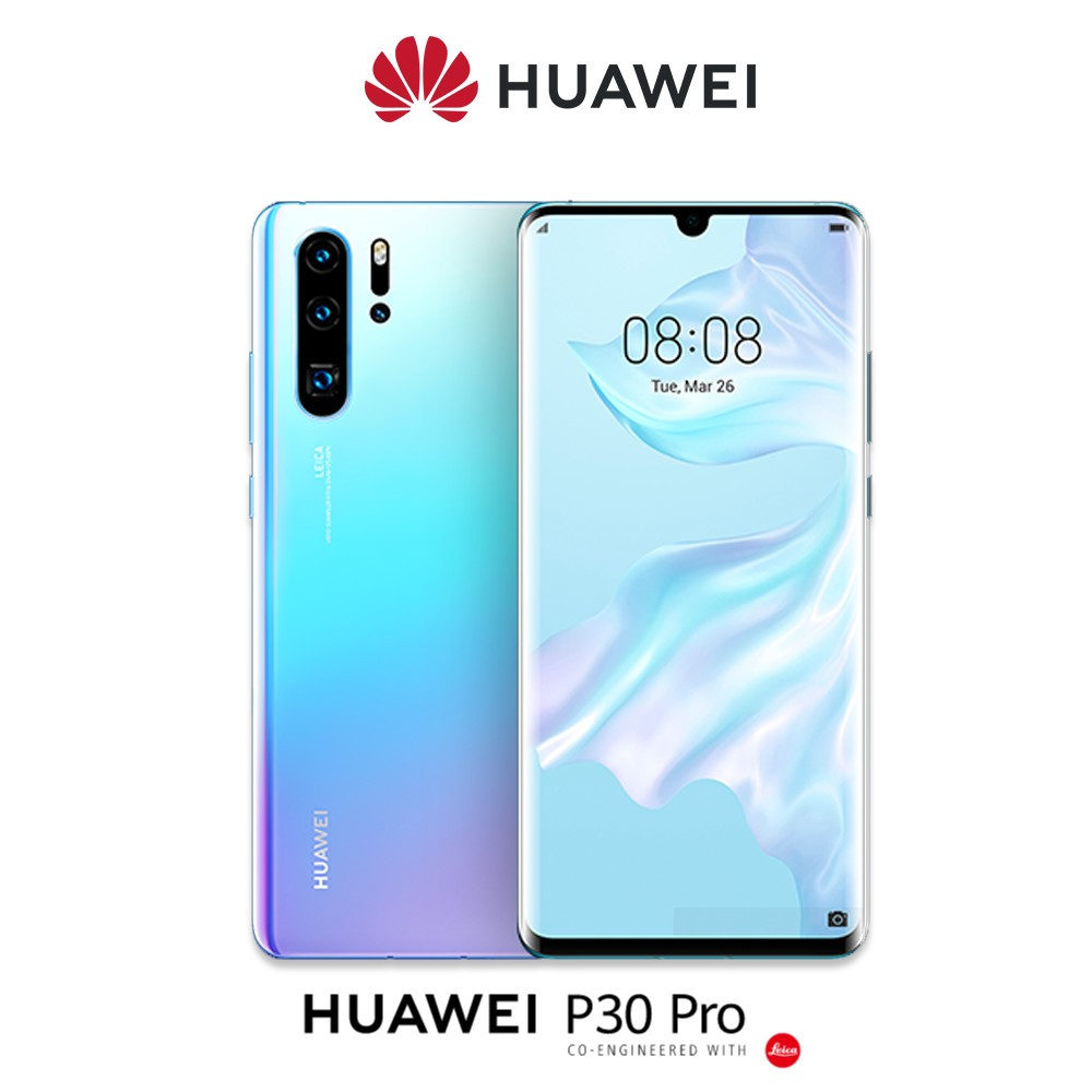 EMUI 10 Huawei P30