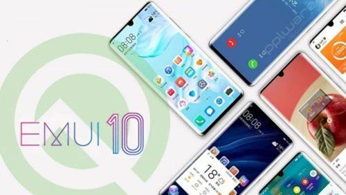 HuaweiEMUI10android10