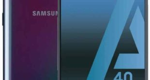 Istruzioni Samsung A40