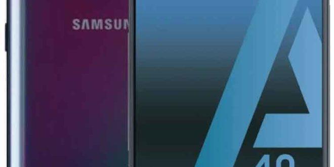 Istruzioni Samsung A40 manuale Galaxy Android 9 Pdf