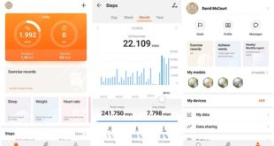 Huawei Health istruzioni Download APK Android