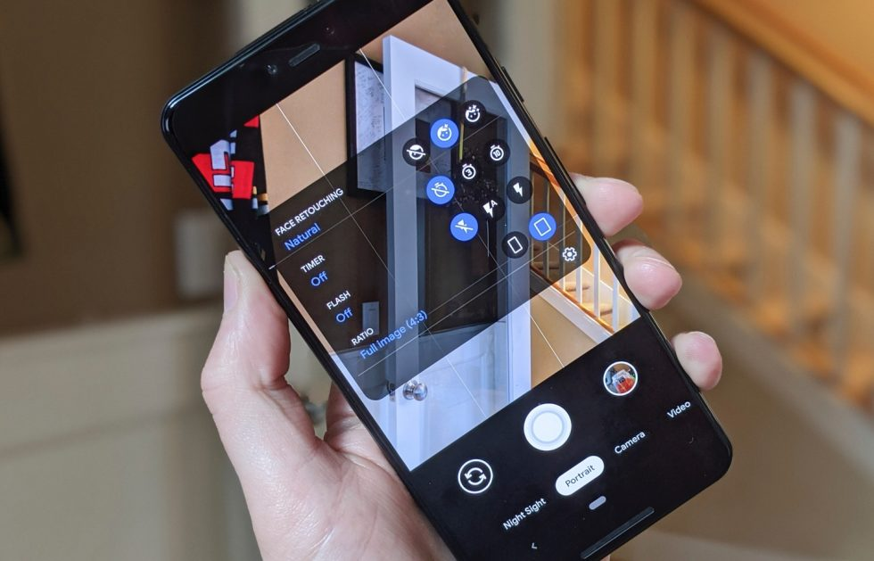 Google Camera per Galaxy Note 10