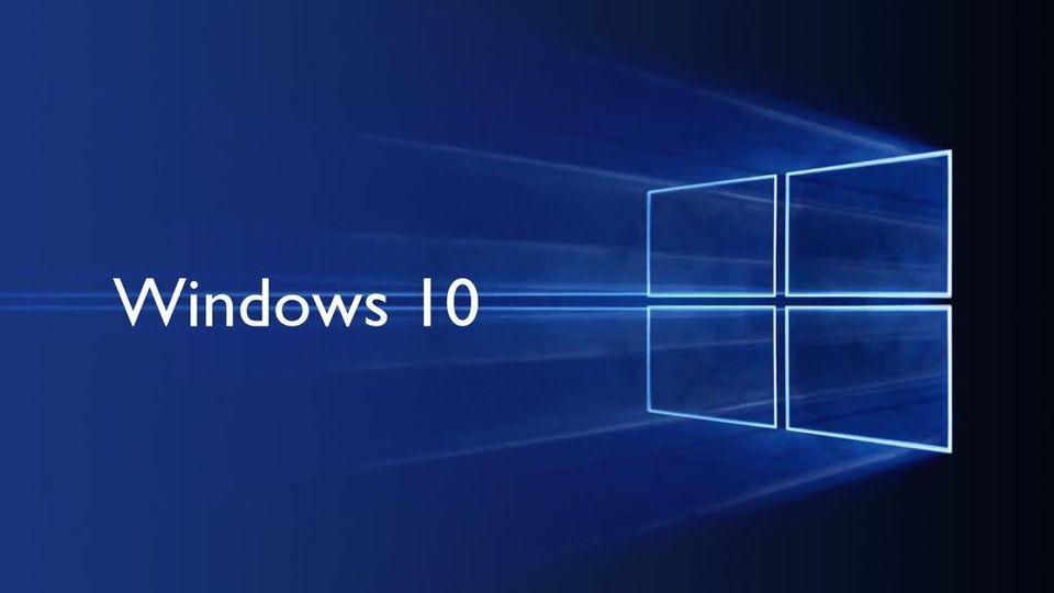 Istruzioni uso Windows 10