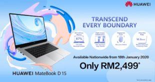 Istruzioni HUAWEI MateBook D15 manuale italiano