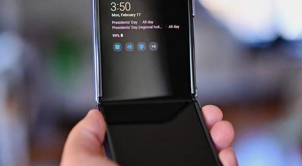 Coronavirus Italia Samsung sospende la produzione del Galaxy Z Flip