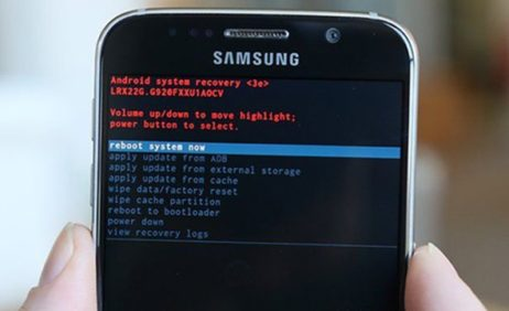 Recovery mode Samsung Galaxy S20