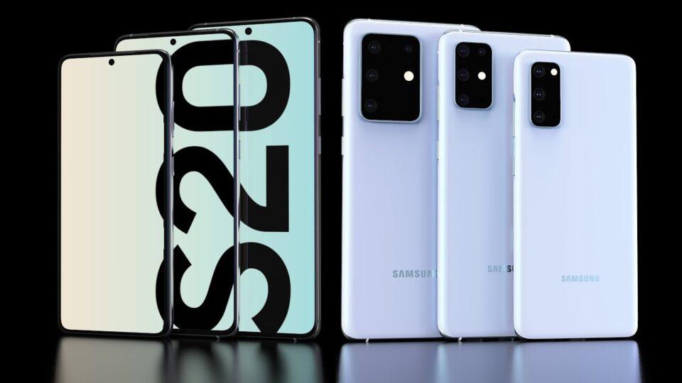 Galaxy S20 vs S10