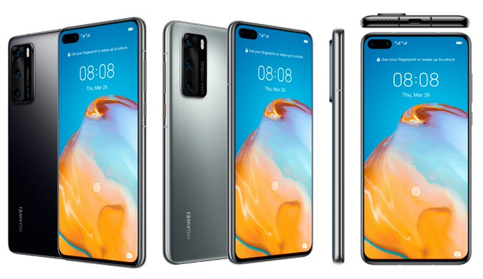 Huawei P40 Scheda tecnica anteprima Esclusiva