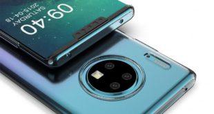 Huawei Mate 30 Pro Modificare dimensione carattere