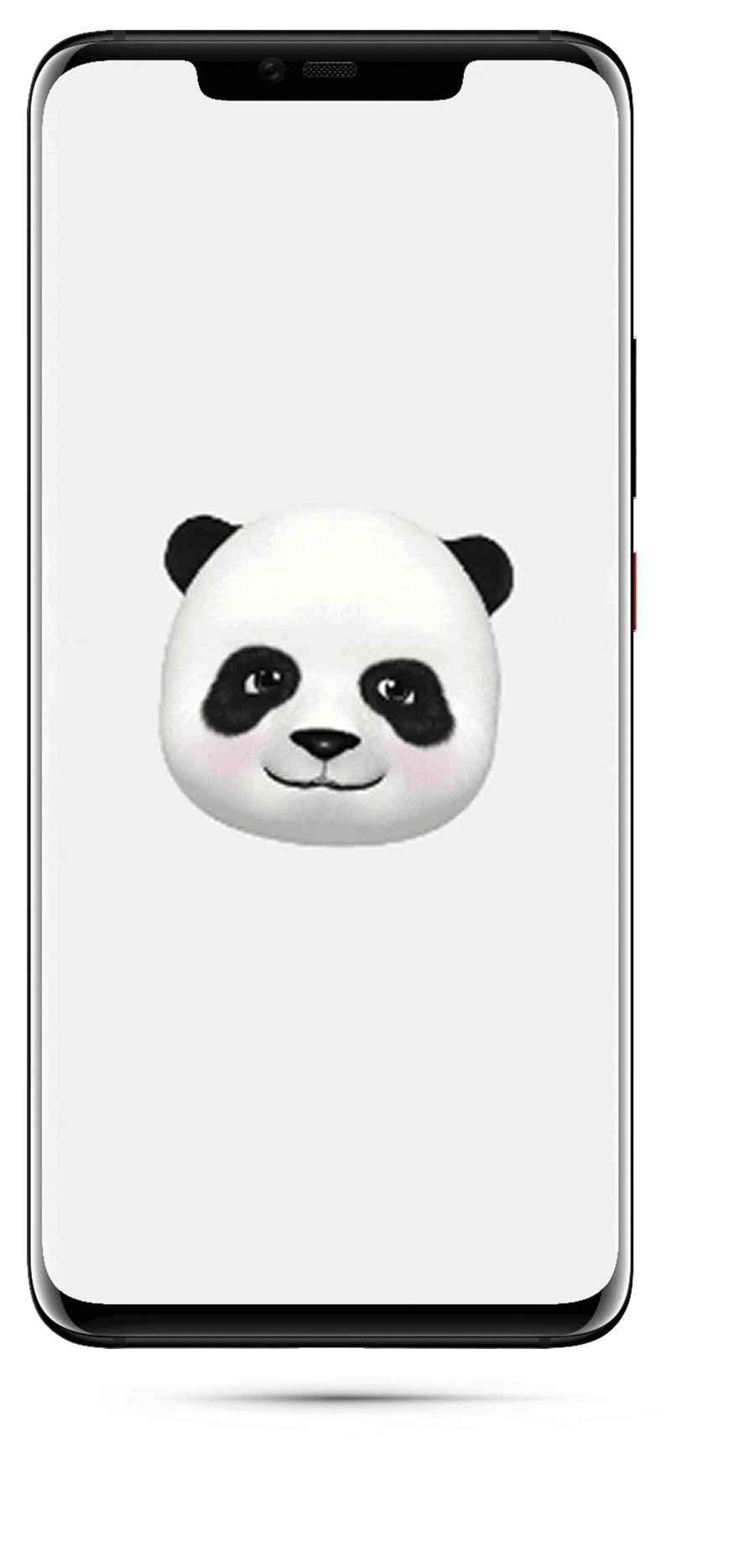 Huawei P40 creare Qmoji con 3D Qmoj