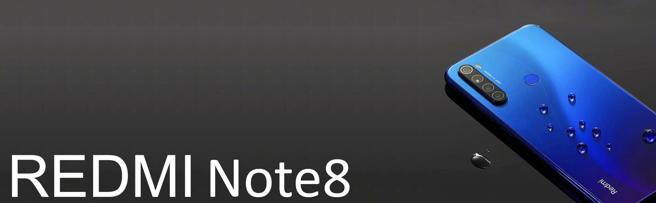 Istruzioni Redmi Note 8 scarica il manuale italiano PDF