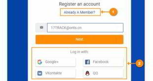 17track.net tracking number Come rintracciare pacco dalla Cina