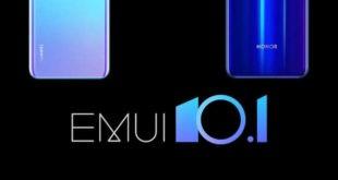 EMUI 10.1 Aggiornamenti Huawei & Honor di Aprile