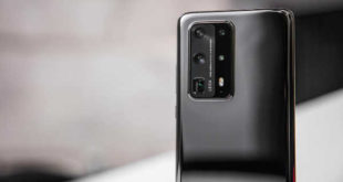 Misterioso Smartphone Huawei con zoom digitale 55X