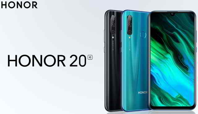 Screenshot Honor 20e Come fare