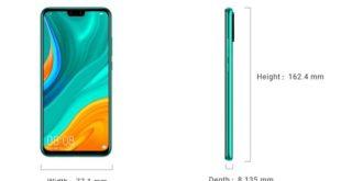 Huawei Y8s con display FHD+ da 6,5 pollici, batteria 4000mAh Prezzo e scheda tecnica
