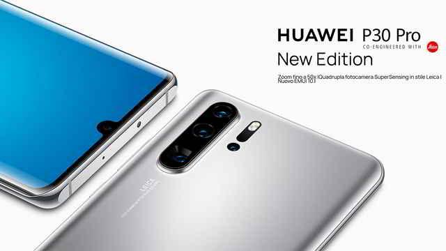 Manuale Huawei P30 Pro New Edition istruzioni italiano scarica PDF