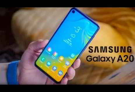 Screenshot Samsung A20 catturare schermata GUIDA FACILE
