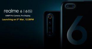 Come fare Screenshot Realme 6 Pro