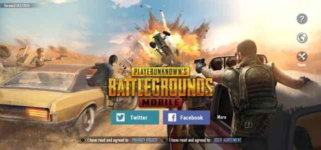Playerunknown's battlegrounds download Gratis su Huawei P40