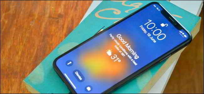 Meteo iPhone come avere le previsioni del tempo sulla schermata di blocco