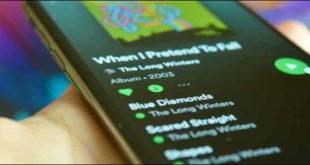 Scarica musica da Spotify su cellulare