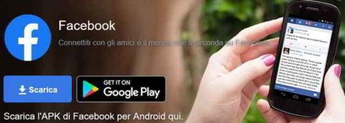 Come installare Facebook su telefoni Huawei senza Google Play