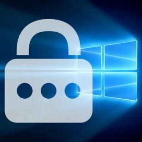 Password Windows 10 ridurre o aumentare la lunghezza della pass