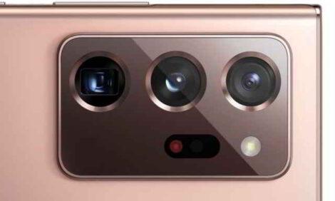 Screenshot Samsung Galaxy Note 20 Ultra come catturare schermata