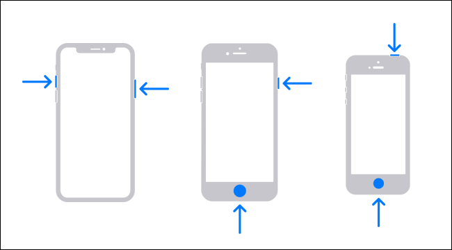 Screenshot iPhone come evitare di scattarli accidentalmente