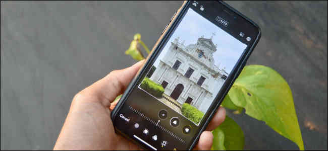 Come si fa raddrizzare le foto storte scattate con iPhone ? La guida rapida per addrizzare le fotografie del tuo iPhone storte
