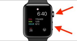 Come riavviare il tuo Apple Watch