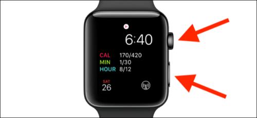 Come riavviare il tuo Apple Watch