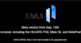 EMUI 11 Huawei Aggiornamento quali telefoni sono nella lista