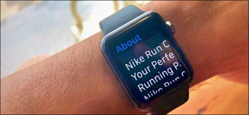 Zoom Apple Watch come si abilita