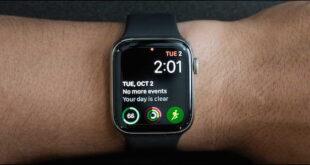 Apple Watch cambiare automaticamente il quadrante durante il giorno