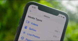 Come evitare che i selfie si vedano nell'album selfie dell'iPhone
